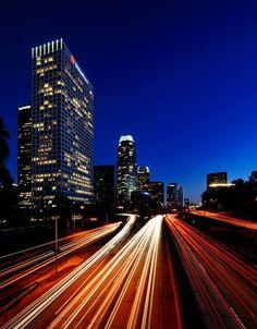 fast city lights