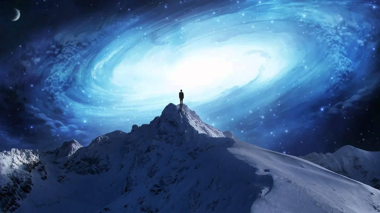 man-galaxy