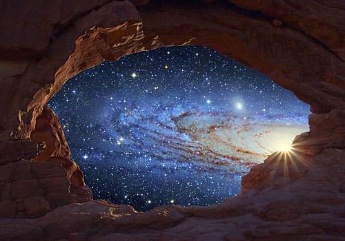 Cave-universe